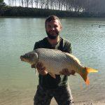 big Schuppi caught in summer